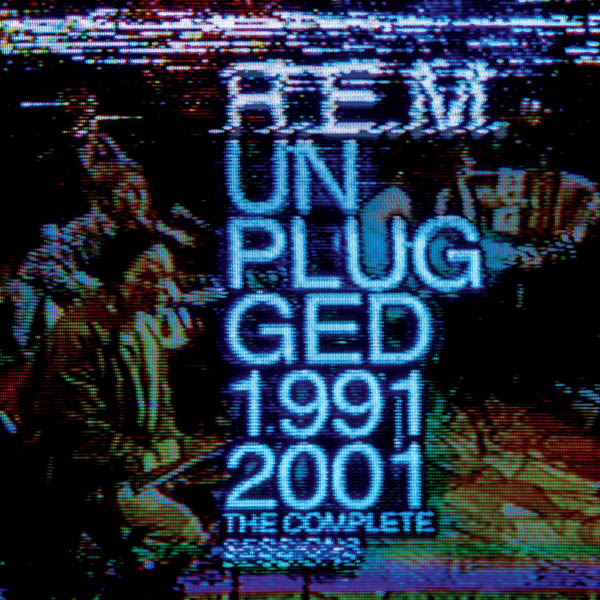 Copertina Disco Vinile 33 giri Unplugged: The Complete 1991-2001 Sessions di R.E.M.