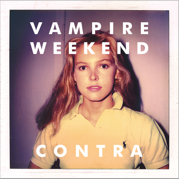 Copertina Disco Vinile 33 giri Contra di Vampire Weekend