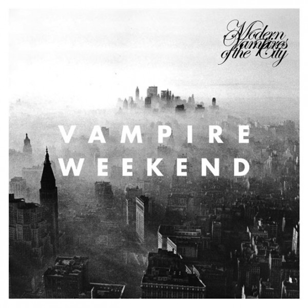 Copertina Disco Vinile 33 giri Modern Vampires of the City di Vampire Weekend