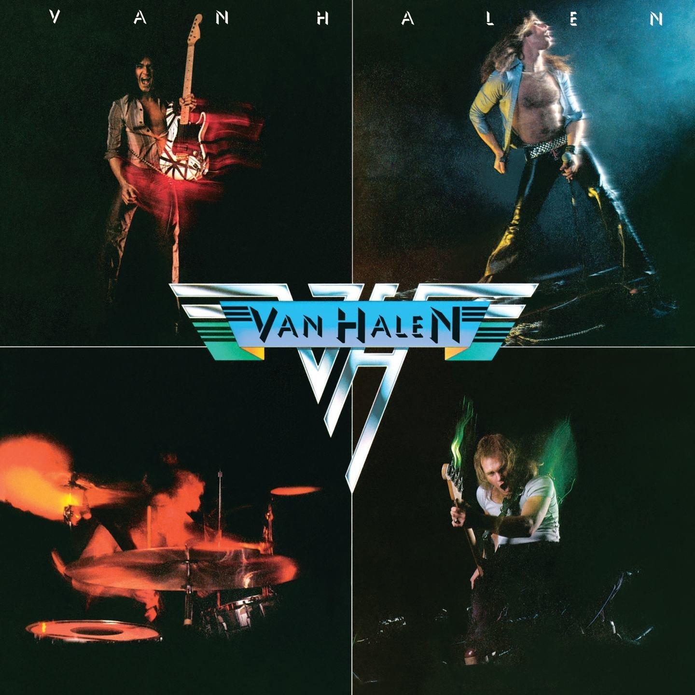 Copertina Disco Vinile 33 giri Van Halen di Van Halen