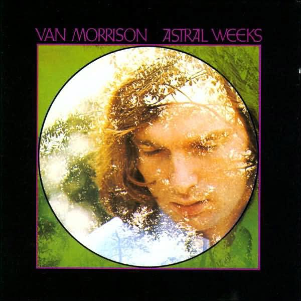 Copertina Disco Vinile 33 giri Astral Weeks di Van Morrison