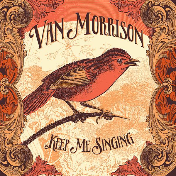 Copertina Disco Vinile 33 giri Keep Me Singing di Van Morrison