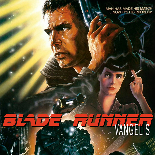 Copertina Disco Vinile 33 giri Blade Runner [Soundtrack LP] di Vangelis