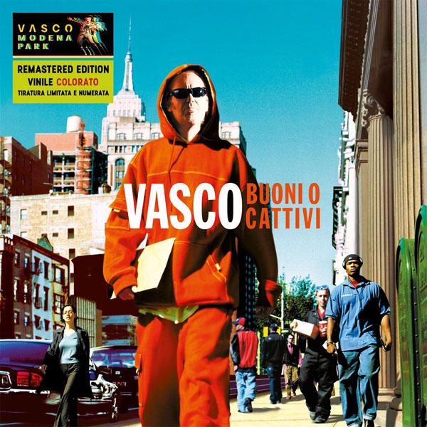 Copertina Vinile 33 giri Buoni o Cattivi [2 LP] di Vasco Rossi