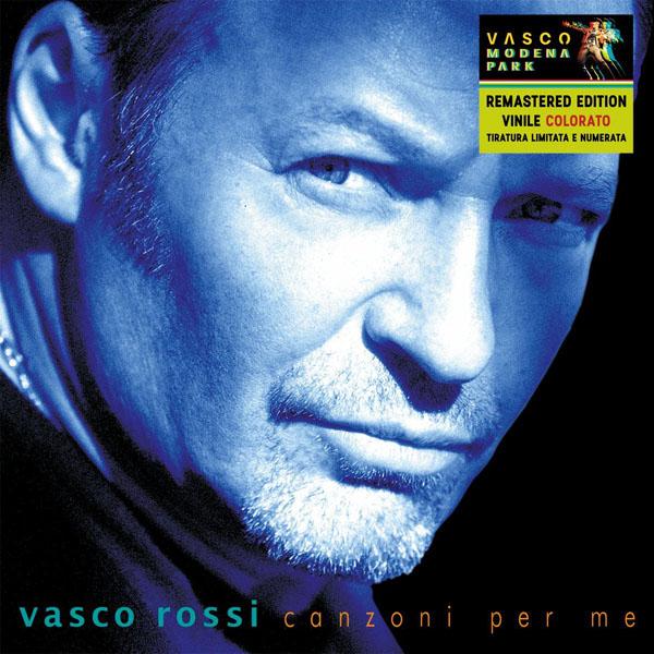 Copertina Vinile 33 giri Canzoni per Me di Vasco Rossi