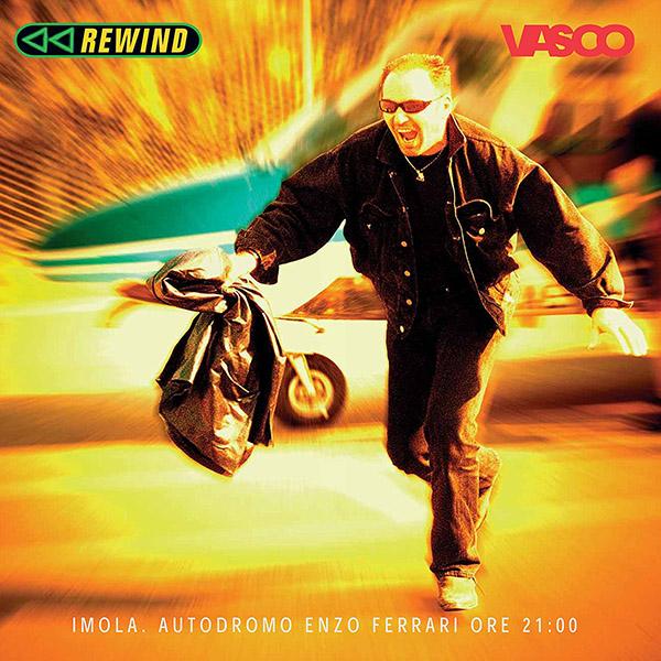 Copertina Vinile 33 giri Rewind [3 LP] di Vasco Rossi