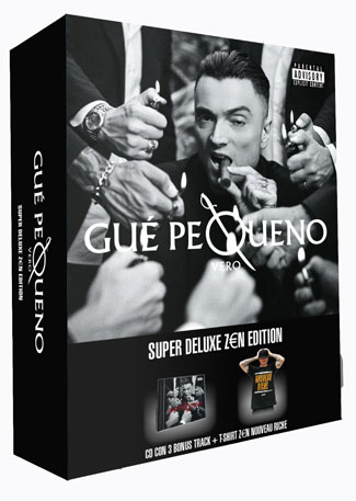 Copertina Disco Vinile 33 giri Vero [Super Deluxe Zen Edition] di Gue Pequeno
