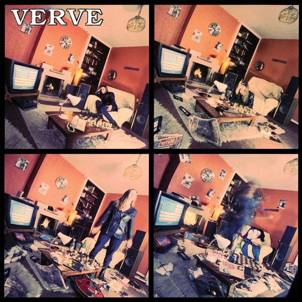 Copertina Disco Vinile 33 giri Verve EP di The Verve