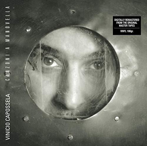 Copertina Vinile 33 giri Canzoni a Manovella [2 LP] di Vinicio Capossela
