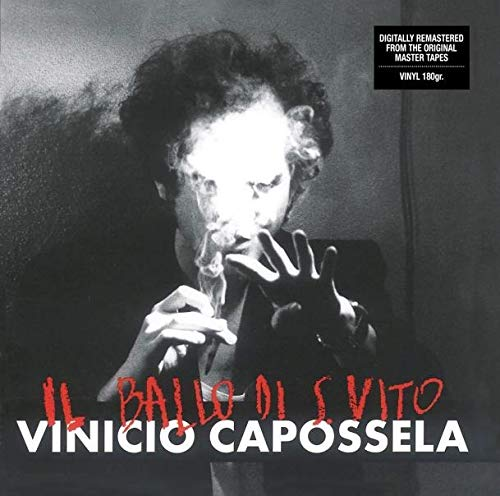 Copertina Vinile 33 giri Il Ballo di San Vito di Vinicio Capossela