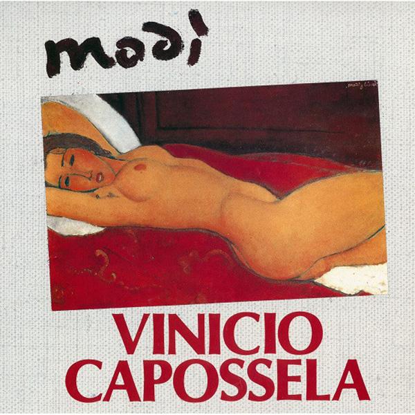 Copertina Vinile 33 giri Modì di Vinicio Capossela
