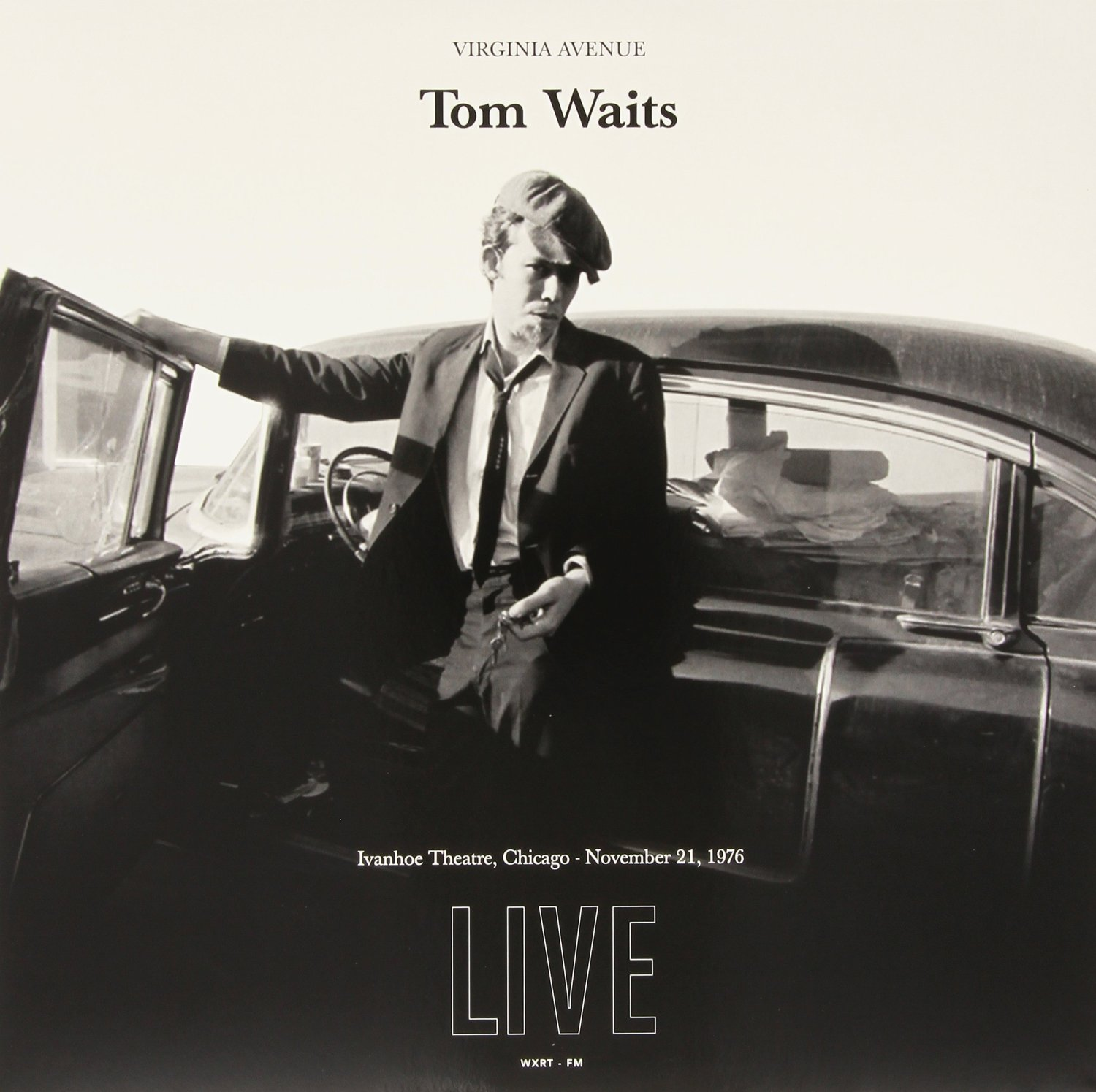 Copertina Disco Vinile 33 giri Virginia Avenue: Live At The Ivanhoe Theatre di Tom Waits