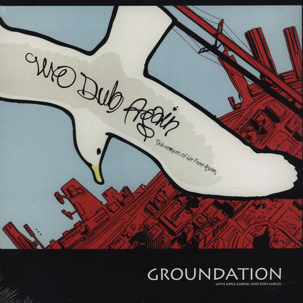 Copertina Disco Vinile 33 giri We Dub Again di Groundation
