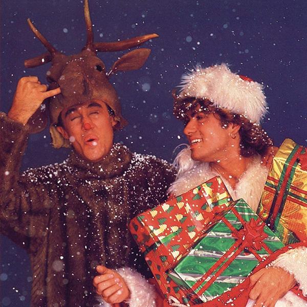 Copertina Vinile 33 giri Last Christmas [Singolo 45 Giri] di Wham! (George Michael e Andrew Ridgeley)