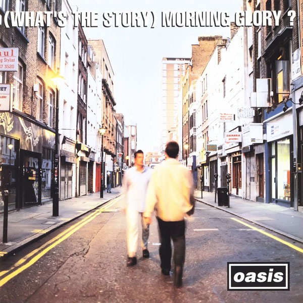 Copertina Disco Vinile 33 giri (What's the Story) Morning Glory? [2 LP] di Oasis