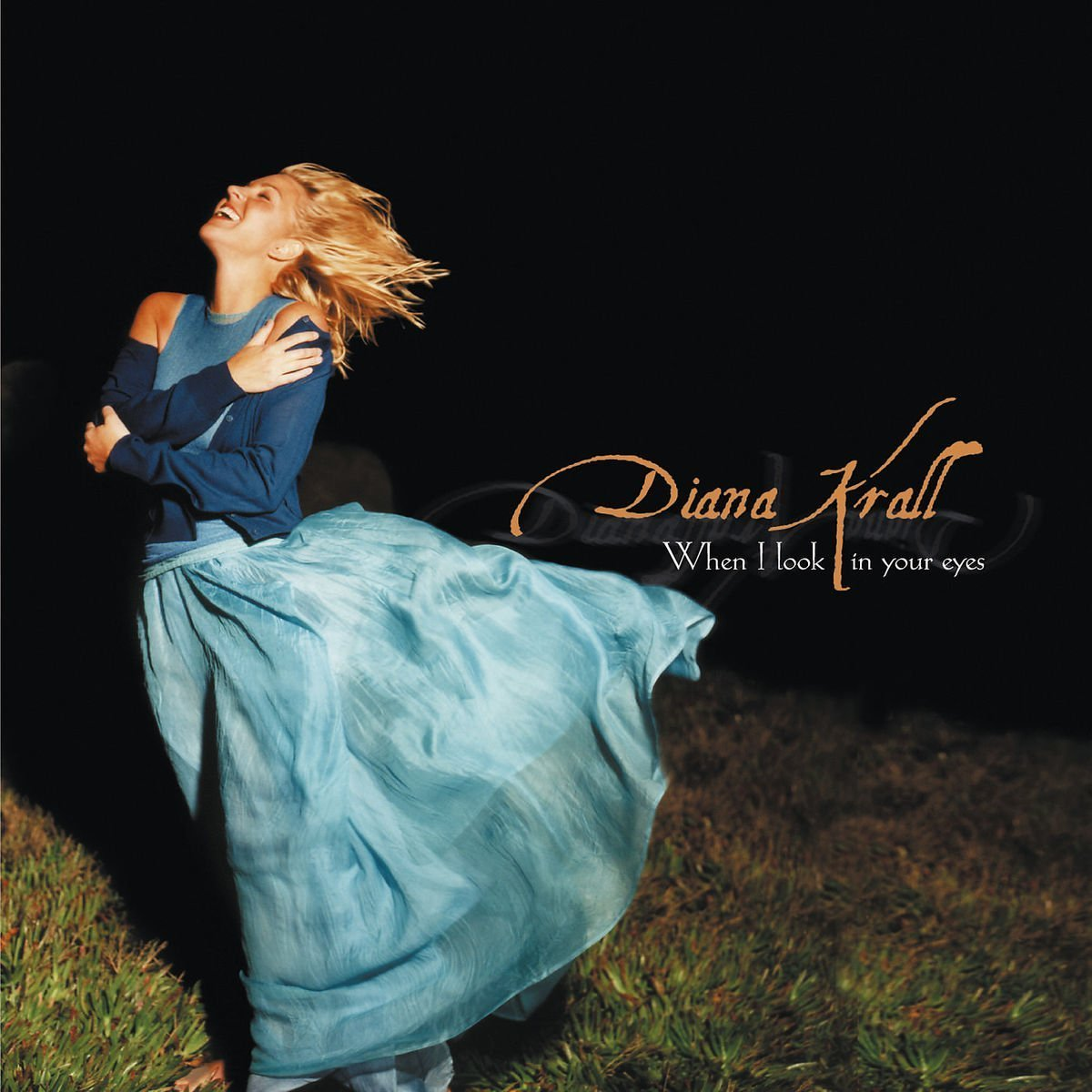 Copertina Disco Vinile 33 giri When I Look in Your Eyes [2 LP] di Diana Krall