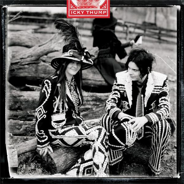 Copertina Disco Vinile 33 giri Icky Thump [2 LP] di The White Stripes