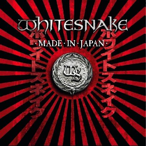 Copertina Disco Vinile 33 giri Made in Japan [3 LP] di Whitesnake