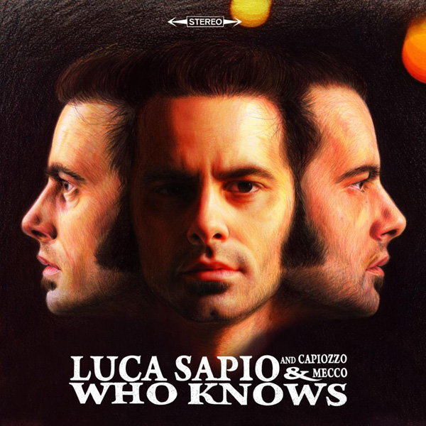 Copertina Disco Vinile 33 giri Who Knows di Luca Sapio