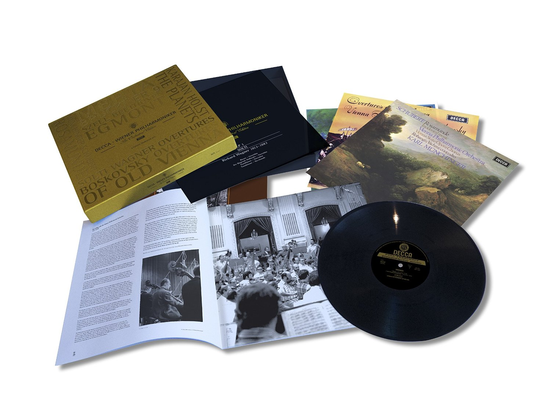 Copertina Disco Vinile 33 giri Wiener Philharmoniker: The Orchestral Edition di