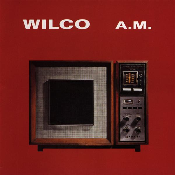 Copertina Disco Vinile 33 giri A.M. [LP+CD] di Wilco