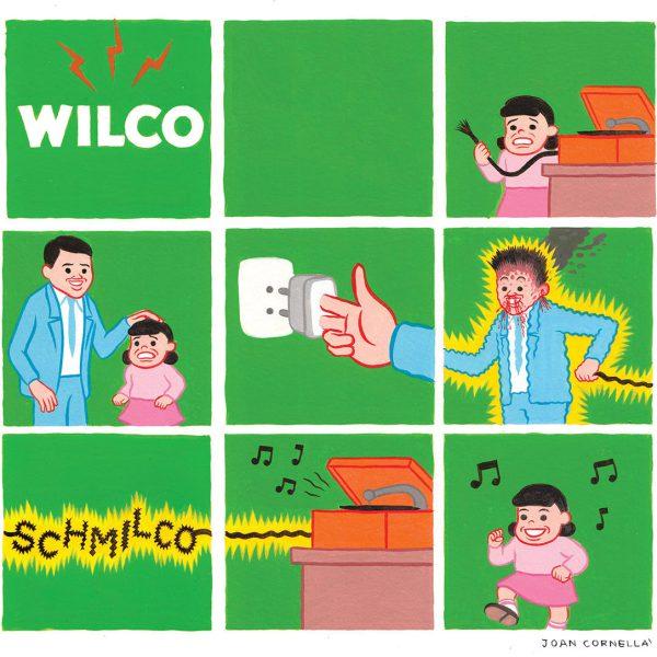 Copertina Disco Vinile 33 giri Schmilco di Wilco