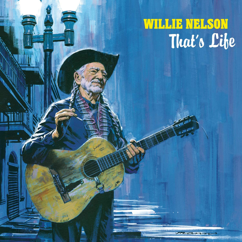 Copertina Vinile 33 giri That's Life di Willie Nelson