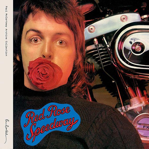 Copertina Vinile 33 giri Red Rose Speedway [2 LP] di Paul McCartney