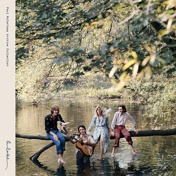 Copertina Vinile 33 giri Wild Life [2 LP] di Paul McCartney