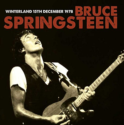 Copertina Disco Vinile 33 giri Winterland 15th December 1978 [4 LP] di Bruce Springsteen
