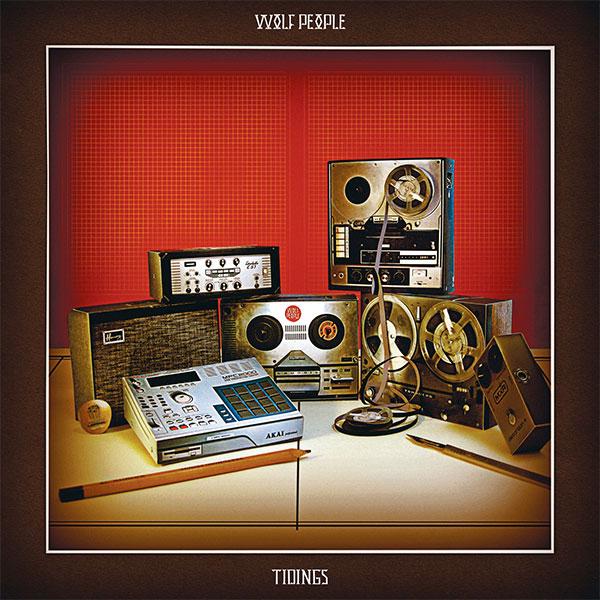Copertina Disco Vinile 33 giri Tidings di Wolf People