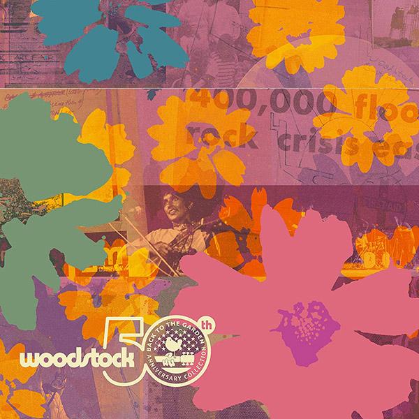 Copertina Vinile 33 giri Woodstock 50° Anniversario | Back To The Garden di Acquista il Cofanetto Nuovo Online