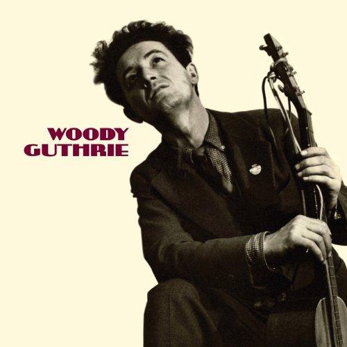 Copertina Disco Vinile 33 giri This Machine Kills Fascists  di Woody Guthrie