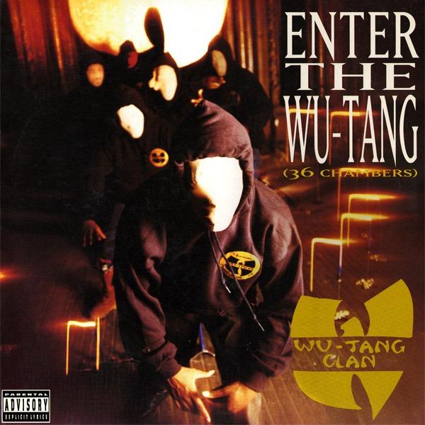 Copertina Disco Vinile 33 giri Enter the Wu-Tang di Wu-Tang Clan