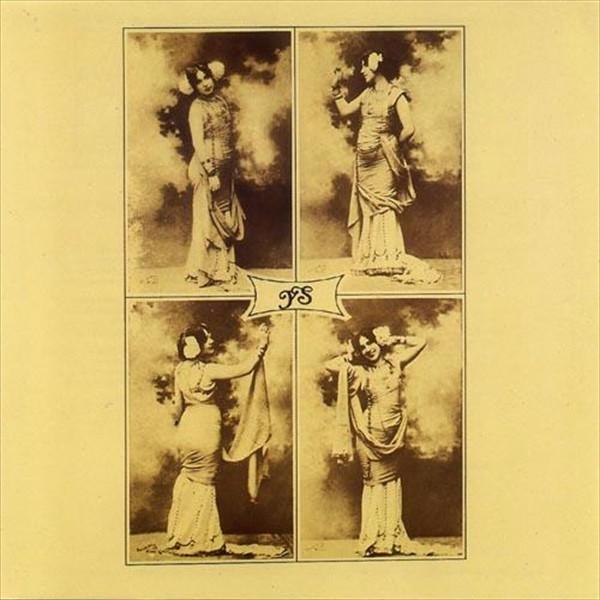 Copertina Disco Vinile 33 giri Ys di Il Balletto Di Bronzo