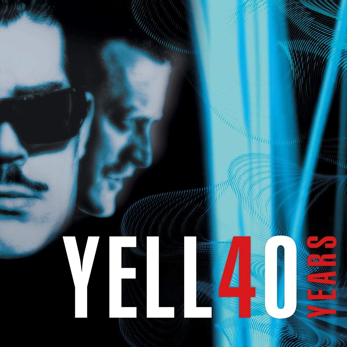 Copertina Vinile 33 giri Yell40 Years [2 LP] di Yello