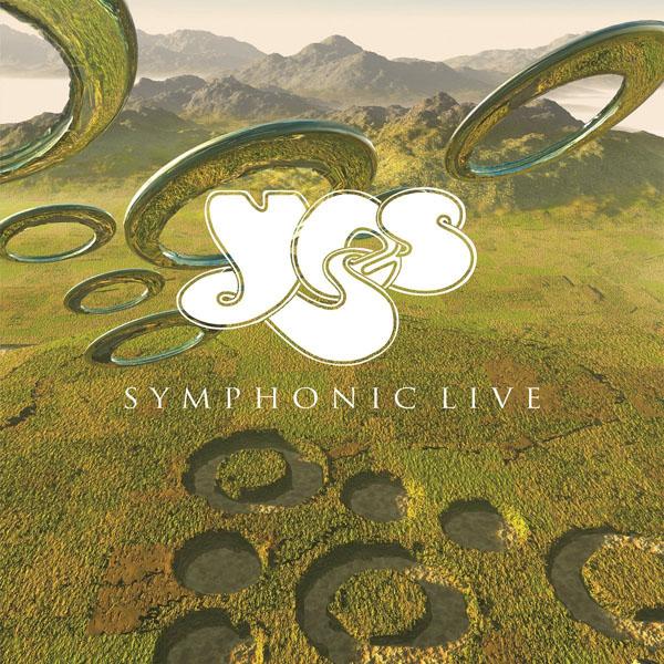 Copertina Disco Vinile 33 giri Symphonic Live [2 LP] di Yes