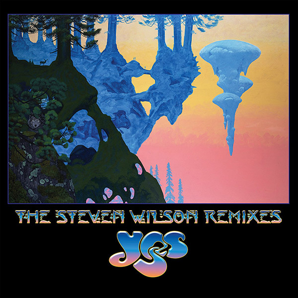 Copertina Vinile 33 giri The Steven Wilson Remixes [Cofanetto 6xLP] di Yes