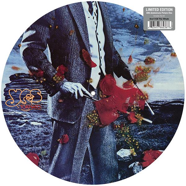 Copertina Vinile 33 giri Tormato [Picture Disc] di Yes