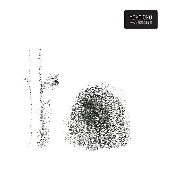 Copertina Vinile 33 giri Warzone di Yoko Ono