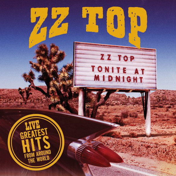 Copertina Disco Vinile 33 giri Greatest Hits Live [2 LP] di ZZ Top