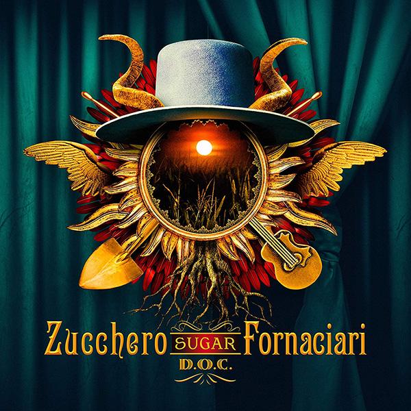 Copertina Vinile 33 giri D.O.C. [2 LP] di Zucchero