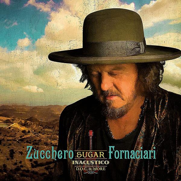 Copertina Vinile 33 giri Inacustico Doc & More [3 LP] di Zucchero