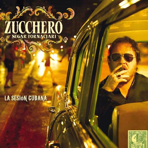 Copertina Disco Vinile 33 giri La Sesiòn Cubana di Zucchero
