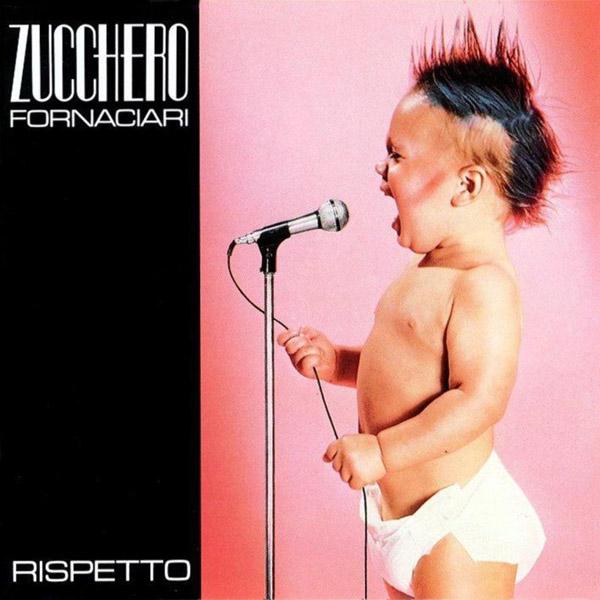 Copertina Disco Vinile 33 giri Rispetto di Zucchero