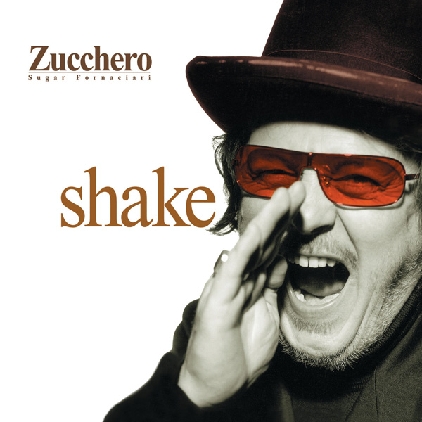 Copertina Disco Vinile 33 giri Shake di Zucchero