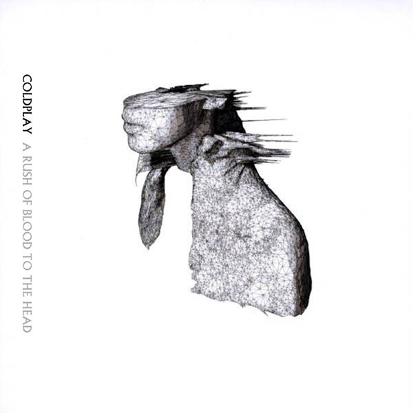 Copertina Vinile 33 giri A Rush of Blood to the Head di Coldplay