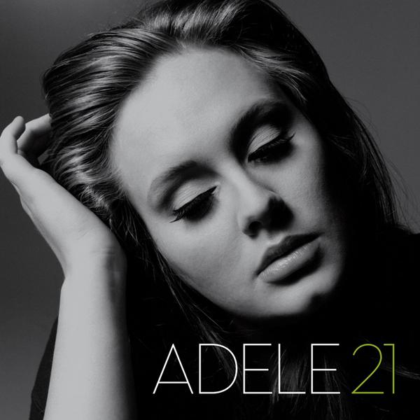 Copertina Disco Vinile 33 giri 21 di Adele