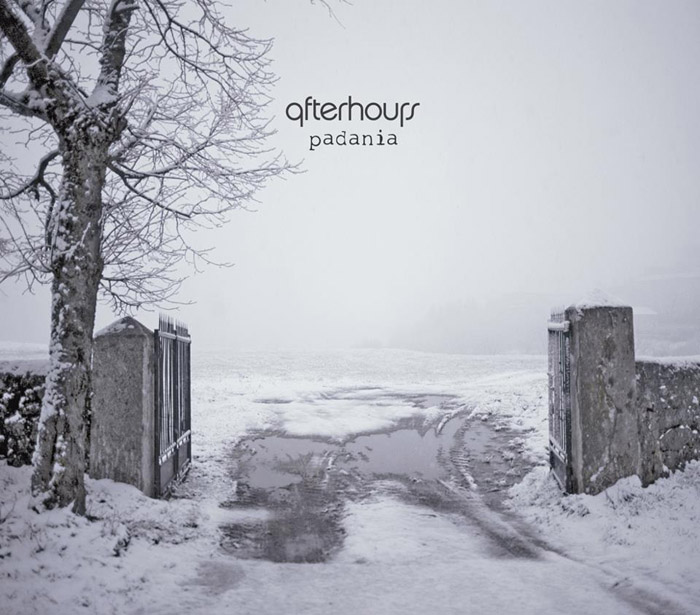 Copertina Disco Vinile 33 giri Padania [2 LP] di Afterhours