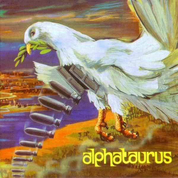 Copertina Disco Vinile 33 giri Alphataurus  [Rock-Progressive Italiano] di Alphataurus